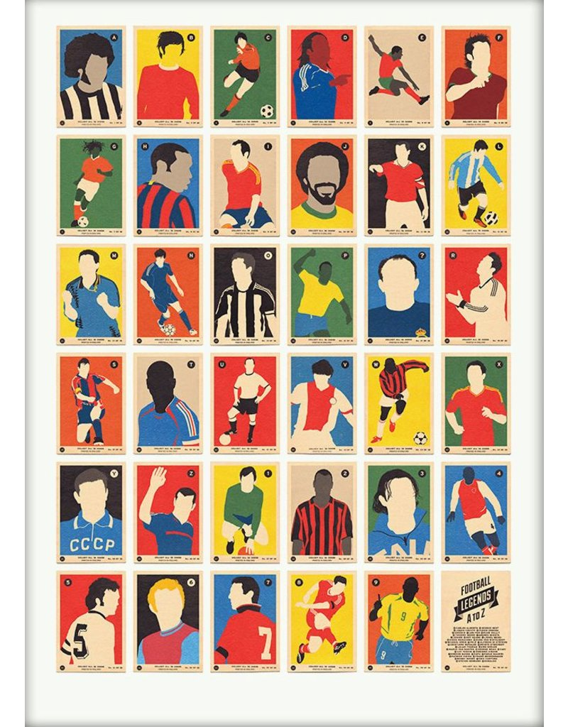 Football Legends A to Z