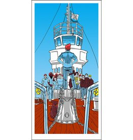 Mutiny Of The Belafonte (The Life Aquatic)