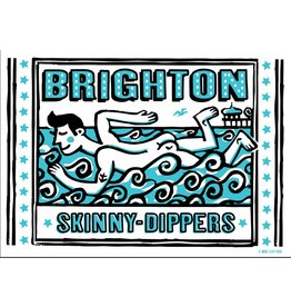 Brighton Skinny Dipper, poster