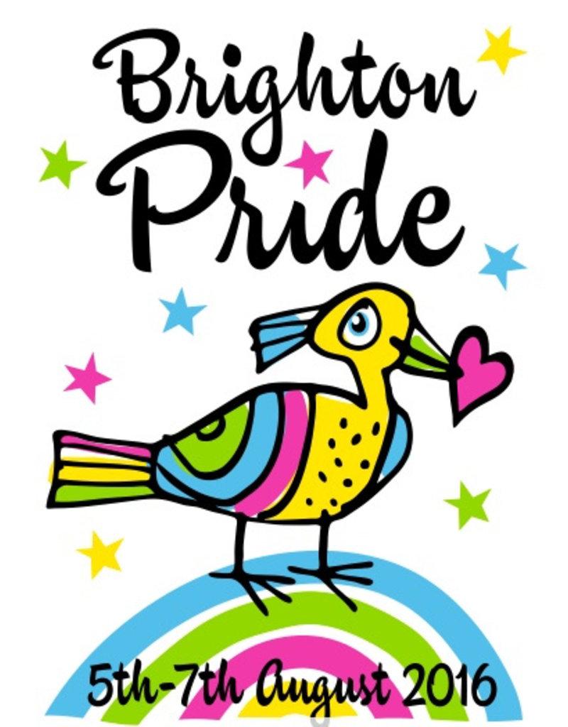 Brighton Pride Bird