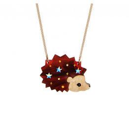 Hedgehog Necklace