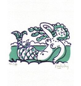 Little Green Mermaid