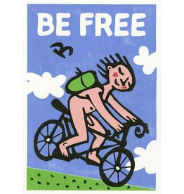 Be Free (Downhill Racer)