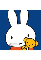 Miffy with Her Teddy