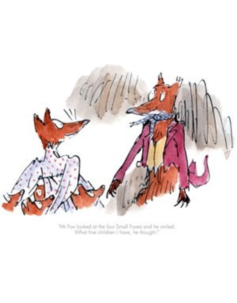 Mr Fox Looked at the Four