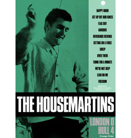David Storey The Housemartins - London 0, Hull 4