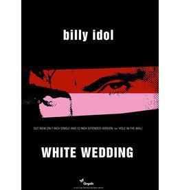 David Storey Billy Idol - White Wedding