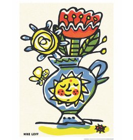 Sun Jug Small Poster