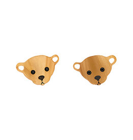 Honey Bear Earrings