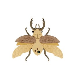 """Insect"" Large Brooch"