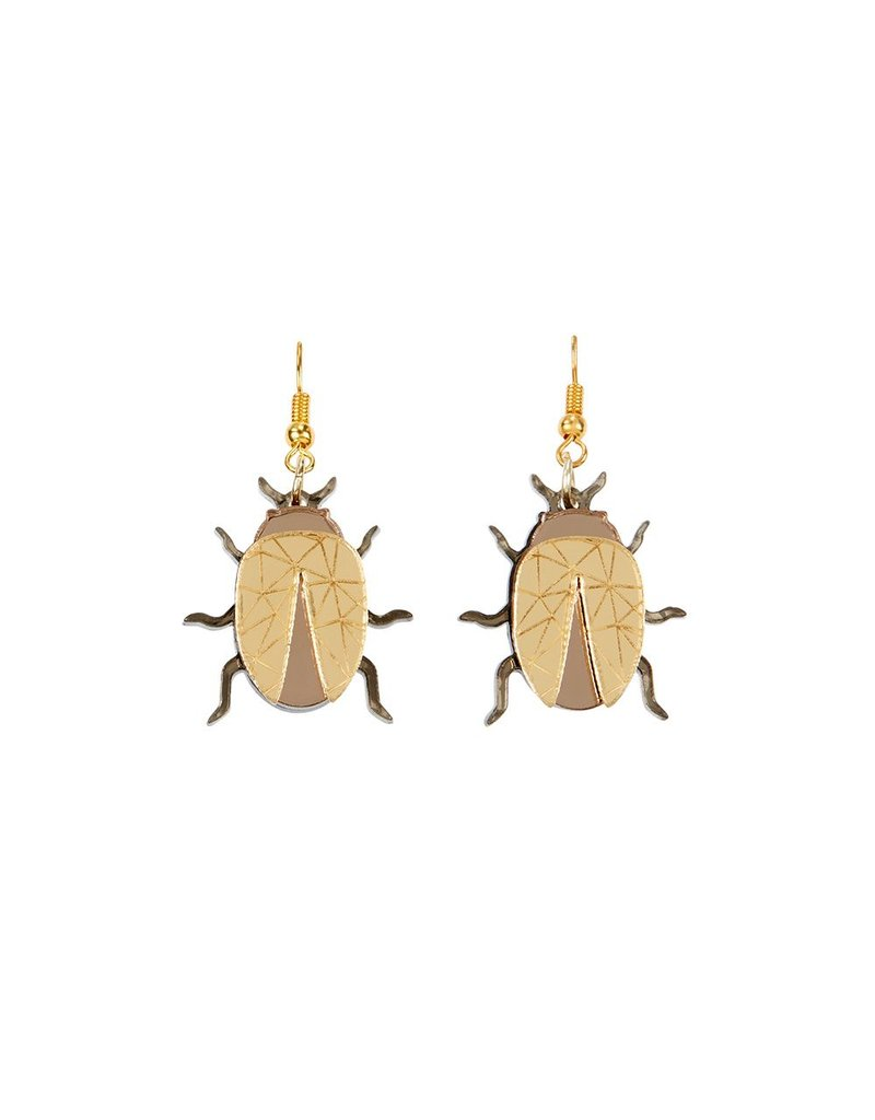 """Insect"" Earrings"