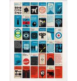 Movie book Covers A to Z