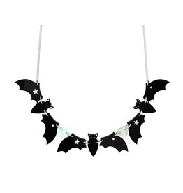 Twilight Bat Link Necklace