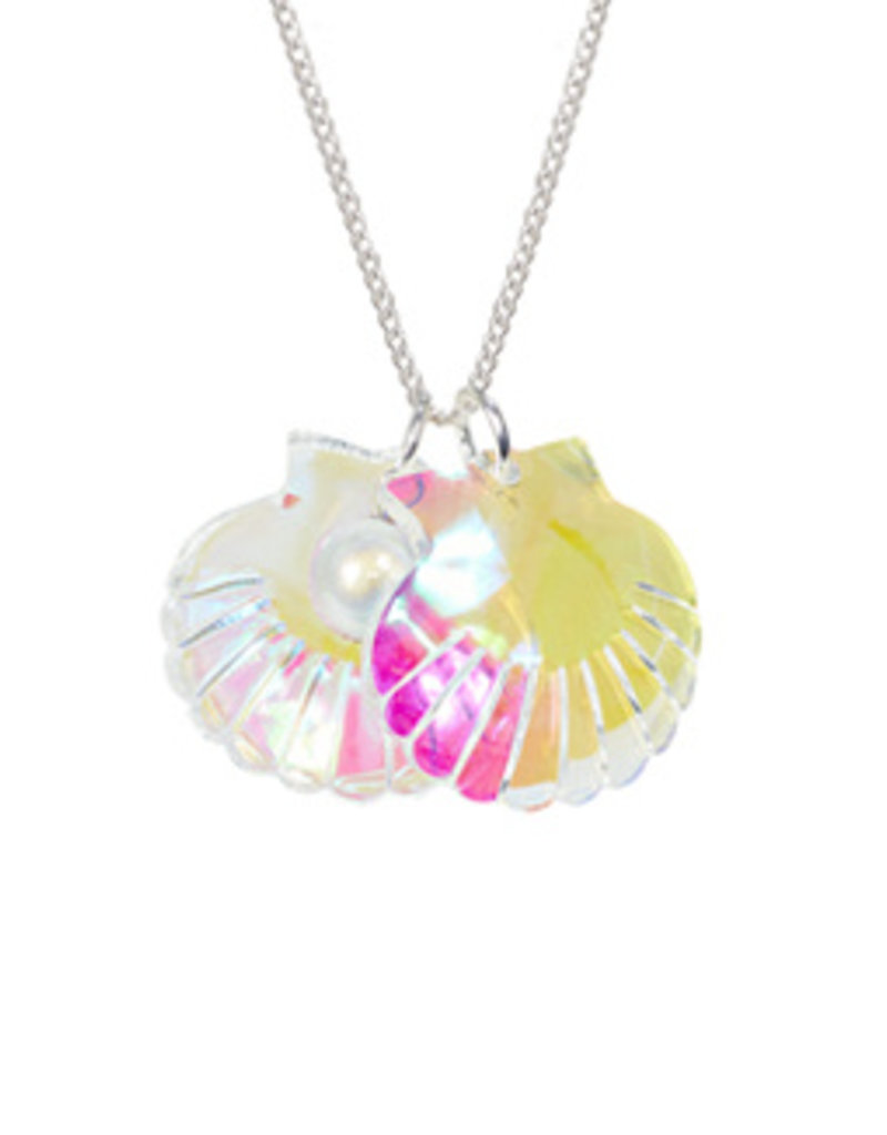 Scallop Shells Necklace