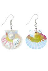 Scallop Shells Earrings