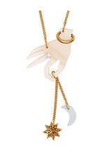 Astrologer's Hand Necklace