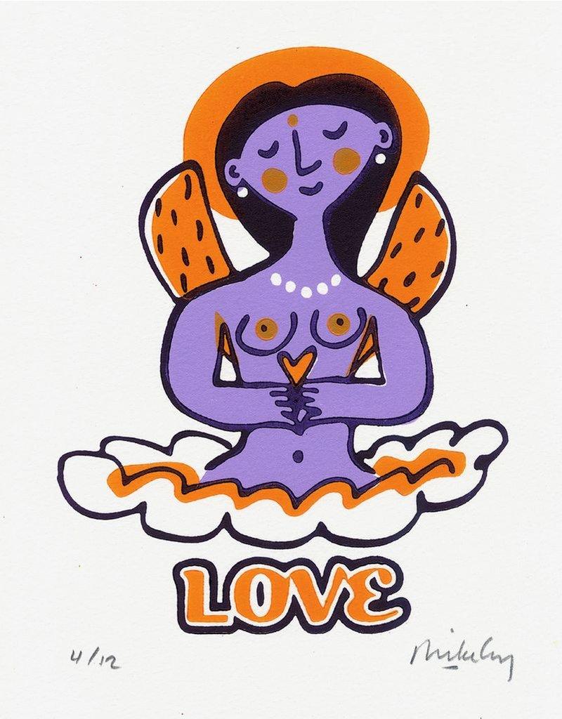Love Angel (Orange)