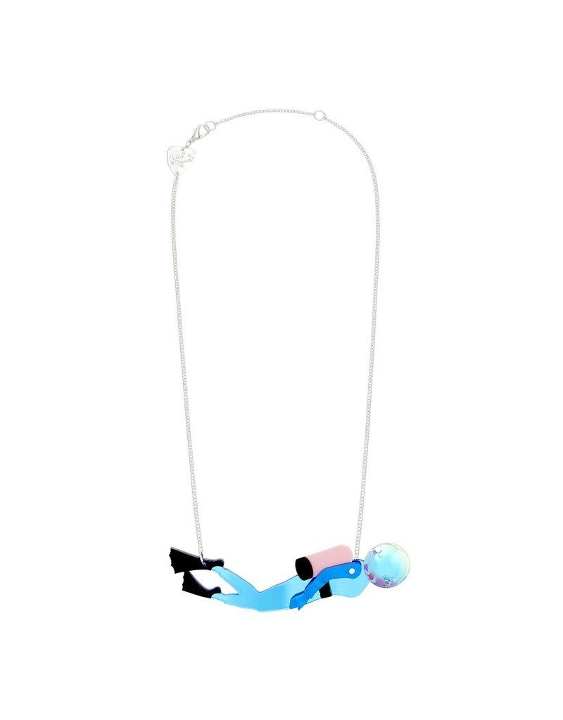 Diver Necklace