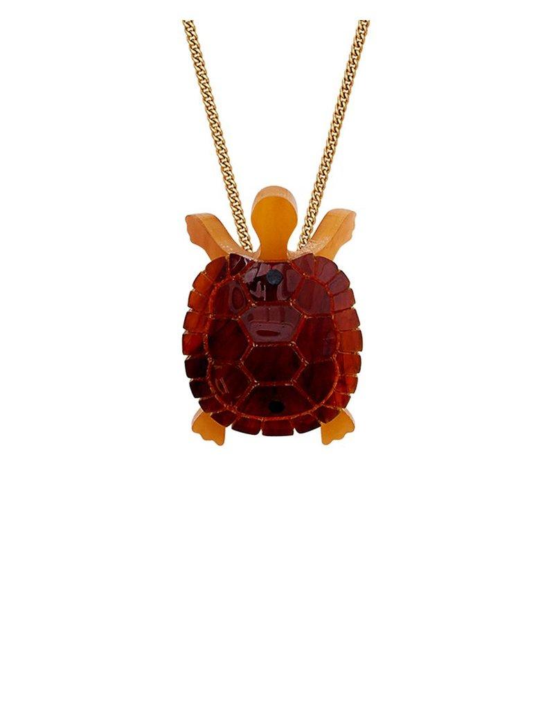 Tortoise Necklace