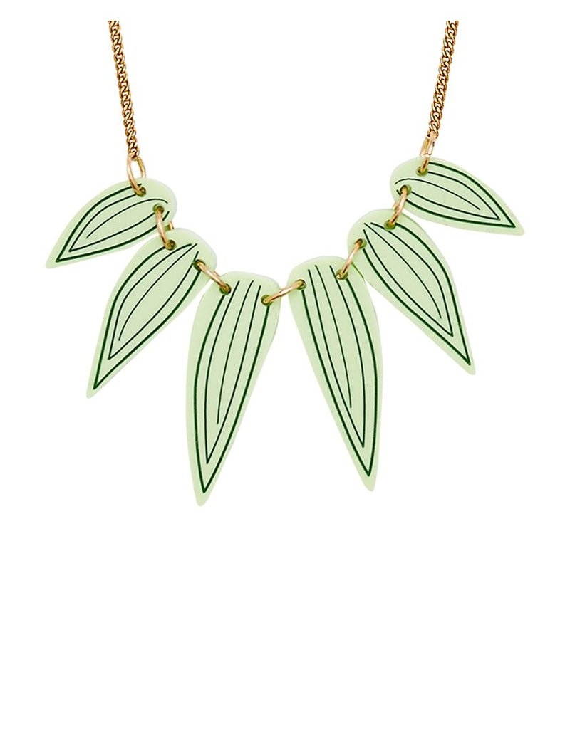 Spider Plant Necklace