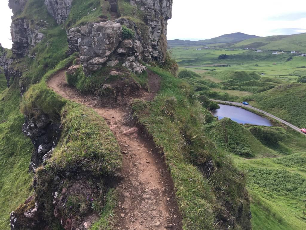 Zauberhafte Feenreise Schottland 05.05. bis 12.05.2018