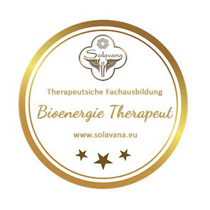 Gütesiegel Bioenergie Therapeut