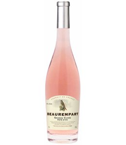 Beaurempart Beaurempart Grande Cuvee Rose Pays d'Oc 2017