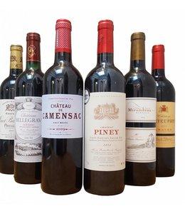 Wijnpakket Bordeaux Rood