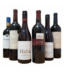 Wijnpakket Nieuwe Wereld Rood