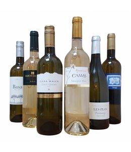 Wijnpakket Witte Wijn