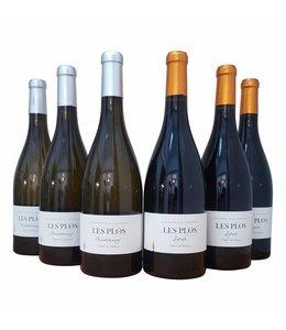 Wijnpakket Frans Wit en Rood