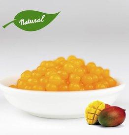 Fruit Parels voor Bubbletea - Mango - ( 4 x 3.2kg )