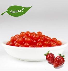 Fruit Parels voor Bubbletea - Aardbei - ( 4 x 3.2kg )