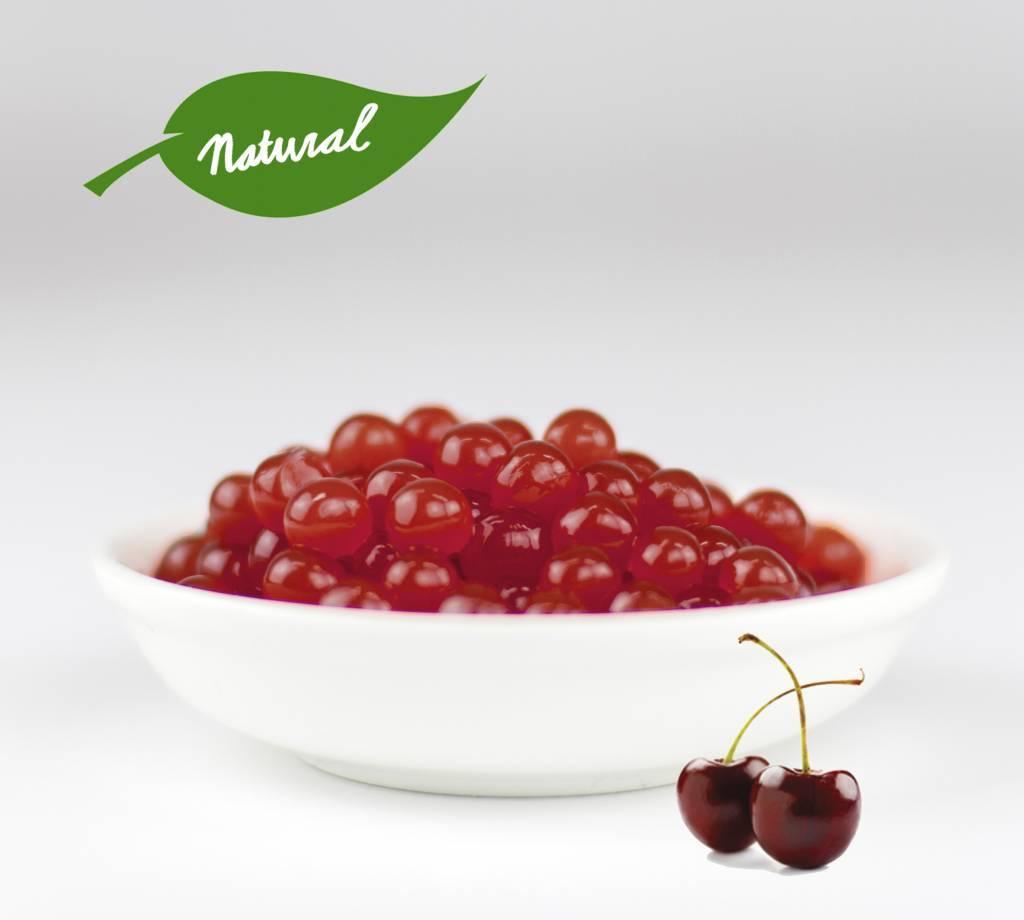 - Ciliegia - Perle di frutta ( 3,2 kg SECCHIO)