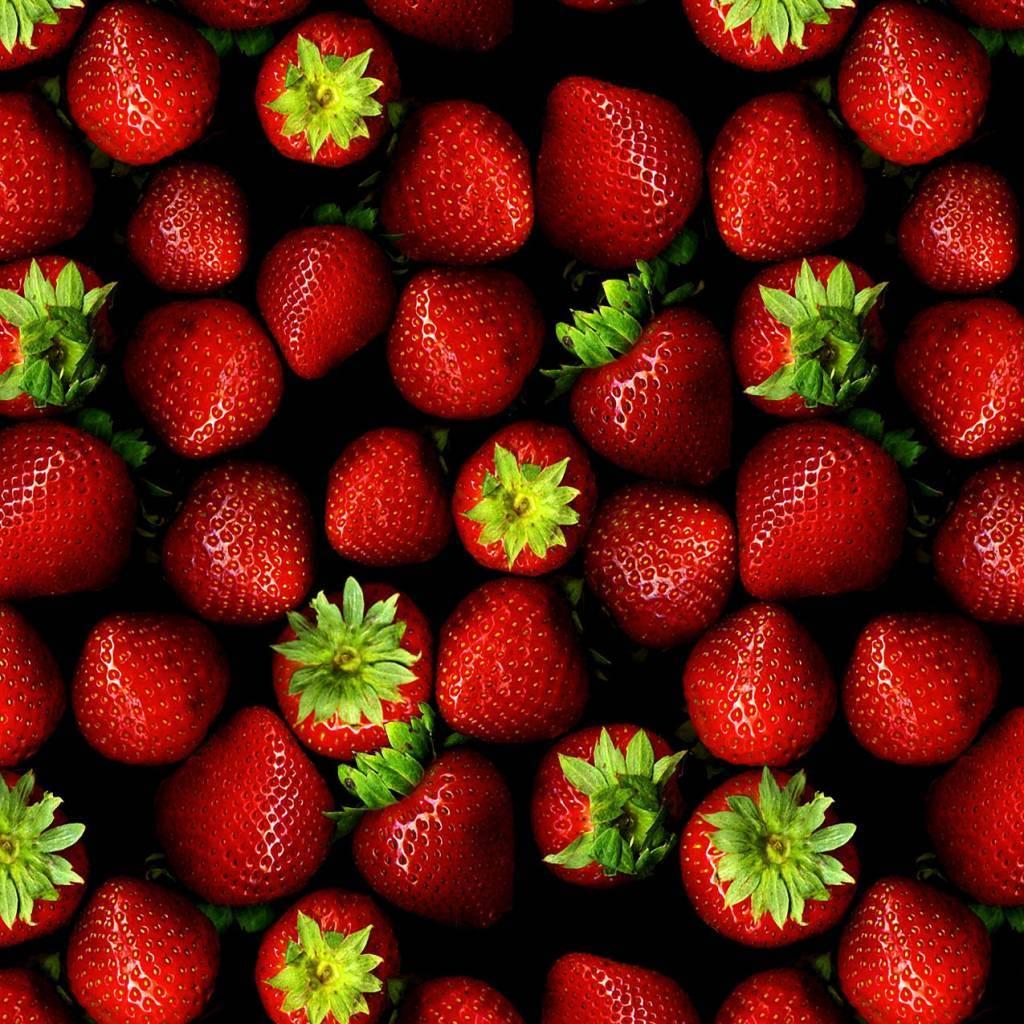 - Fraise - sirop de fruits