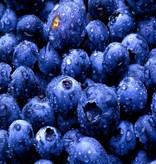 - Blueberry - Fruit syrup