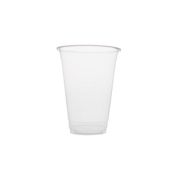 Vasos de plástico 500ml Blanko