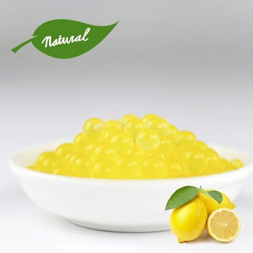- Limone - Perle di frutta ( 3,2 kg SECCHIO)