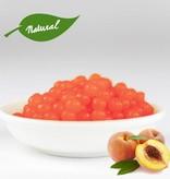 - Peach - Fruit Pearls ( 3.2kg TUBS )