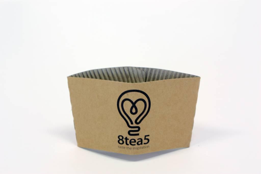 Paper cup sleeves 8tea5 print