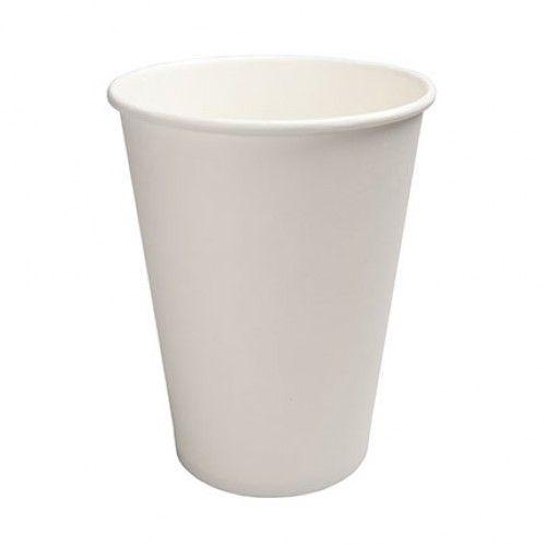 Bicchieri di carta bianchi da 360 cc