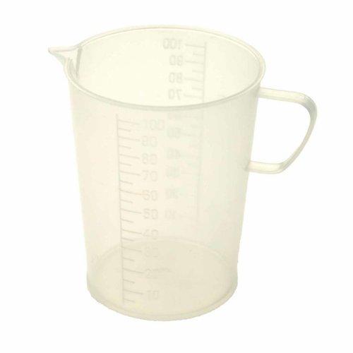 bicchiere misurino da 100 ml