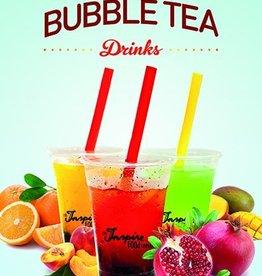 Bubble tea Affiche A1