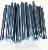Straws - Black