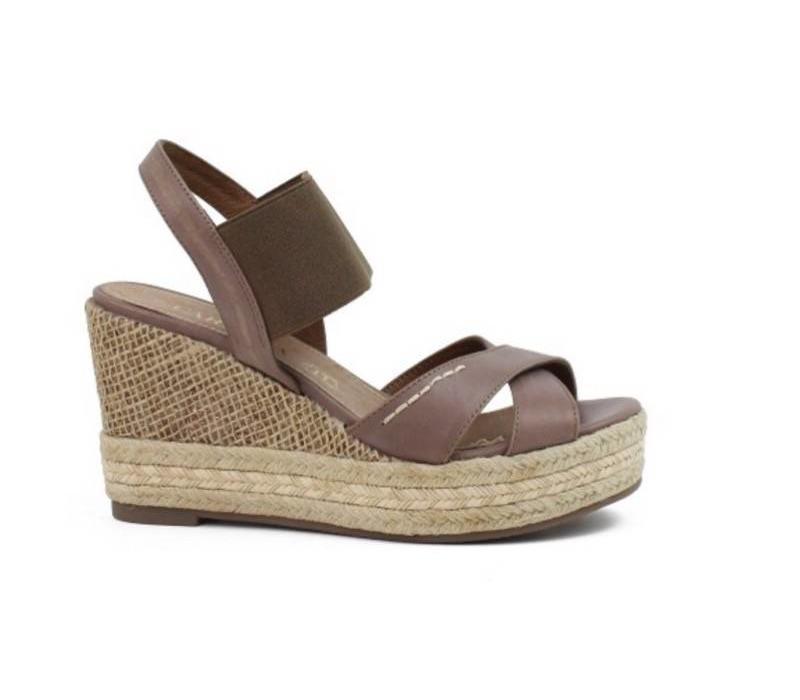 Carmela 65512 wedge sandals