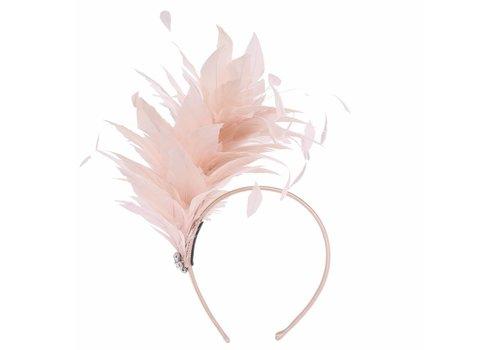 Peach Accessories SYH1161A Blush Pink Hairband