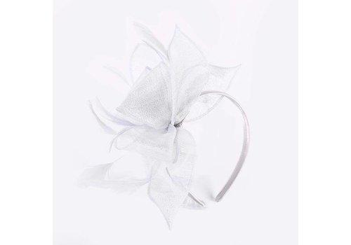 Peach Accessories SYH1129 Silver Headband