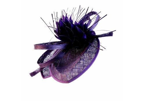 Peach Accessories 3542 Purple Headband