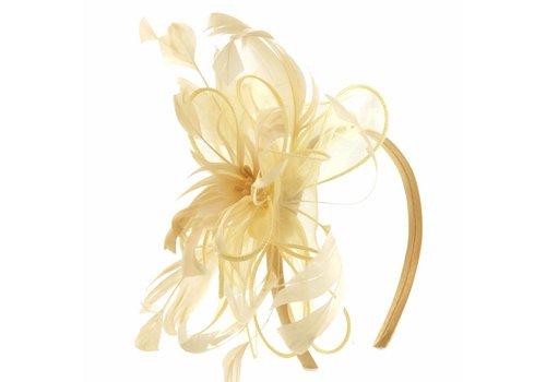 Peach Accessories SYH820 Gold Headband