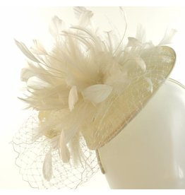 Peach Accessories SYH799 Ivory Headband